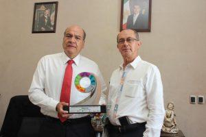 Recibe Oaxaca de Juárez reconocimiento nacional  por la Diversificación del Producto Turístico