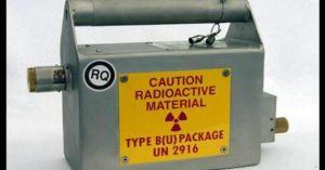 Continúa alerta en territorio nacional por fuente radioactiva robada