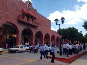 Las lealtades del contralor municipal de Huajuapan: Javier Hernández