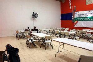 Desairan refugio en Ciudad Acuña