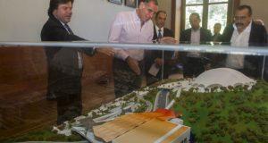 Juez cancelaría construcción del Centro de Convenciones: María de los Ángeles Nivón