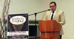 La ley debe servir a la dignidad humana, no pisotear la honradez, señala Peimbert Calvo