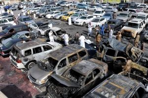 Mueren 4 en atentado de EI en Arabia