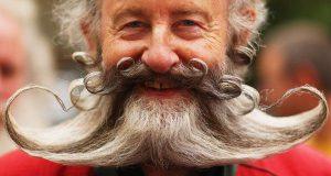 Las barbas tienen tantas bacterias como los inodoros: Estudio