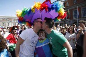 Da Irlanda el sí a matrimonio homosexual