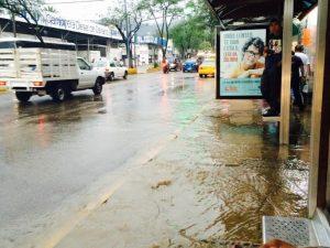 Atiende Gobierno de Oaxaca afectaciones por lluvias intensas registradas en la entidad