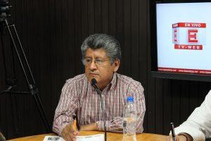 Me hubiera gustado debatir con todos los candidatos en la Univas: Martínez Neri