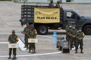 Gobierno de Oaxaca y Federación cierran filas para prevenir y atender contingencias en Temporada de Huracanes y Ciclones 2015