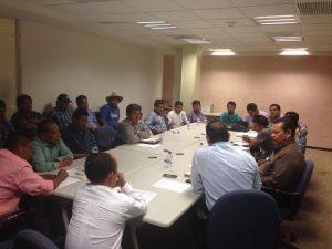 SEGEGO privilegia el diálogo entre las partes interesadas en Santiago Ixtayutla