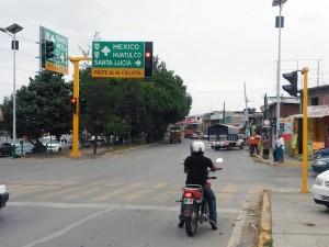 Mejora de la Red de Semaforización, beneficia a más de 265 mil habitantes de la zona metropolitana