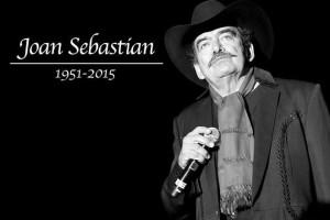 Murió Joan Sebastian