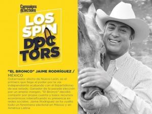 """""""Los Spin Doctors"""" destino 2016"""