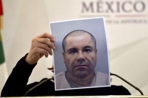 Es 'Chapo' el narco más peligroso: DEA