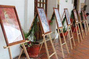 Se exhiben escritos del General Porfirio Díaz Mori en Palacio Municipal