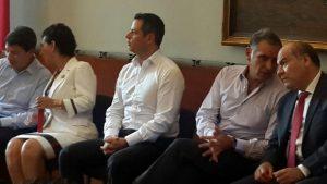 No descarta gobernador intereses detrás de opositores del CCCO