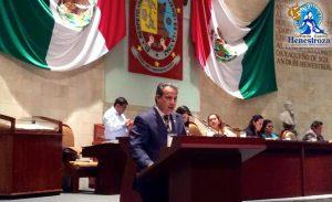 La Reforma Electoral garantiza la participación ciudadana: defiende Henestroza.