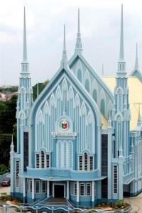 La religión que conquista Filipinas