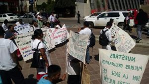 Irreales números de la SEP, aseguraron maestros de Oaxaca