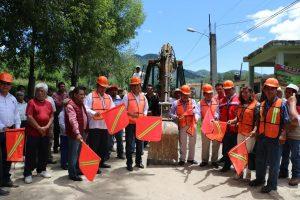 Gracias a la gestión de Samuel Gurrión se aplicarán en Tlaxiaco 3.5 mdp
