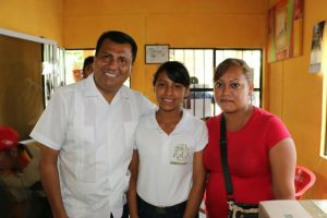 """El programa """"Samy por la Educación"""" impacta en el aprovechamiento escolar"""
