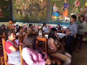 Dialoga UNAM con ocotecos para mejorar servicios de agua potable y saneamiento del municipio