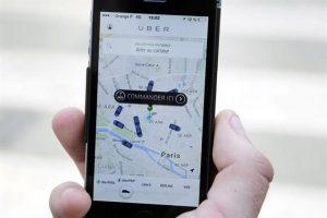 Suspende Uber servicio en Francia