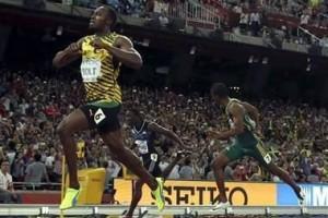 Sigue Bolt como rey de los 200 metros