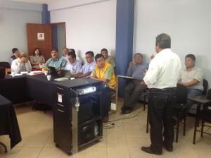 Instala SSO comando  operativo jurisdiccional contra dengue y chikungunya en la mixteca