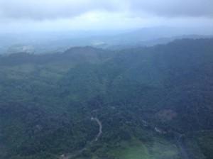Realiza Gobierno de Oaxaca sobrevuelos y recorridos por tierra en Chimalapas