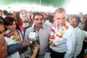 Presidentes Municipales del Distrito de Ejutla respaldan decisión del Estado Mexicano de transformar al IEEPO