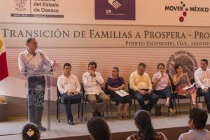 Oaxaca no está sola, cuenta con el respaldo del Gobierno  del Presidente Enrique Peña Nieto: Rosario Robles