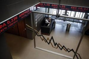 Reabre Bolsa griega con pérdidas