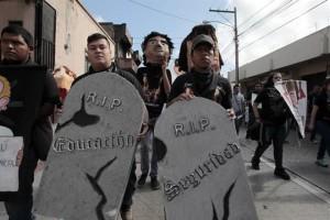 Mata corrupción en Guatemala
