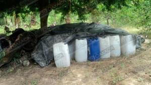 Localizan laboratorio para fabricar drogas sintéticas en Oaxaca