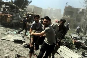 Vive crisis Siria por suministro de agua