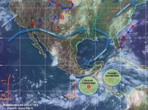 Por zona de inestabilidad emite Protección Civil de Oaxaca recomendaciones a la población costera