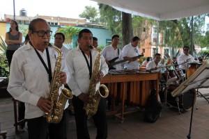 La Marimba del Estado de Oaxaca, tradición desde 1958