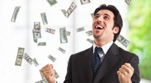 El dinero sí da la felicidad, según un estudio oficial británico
