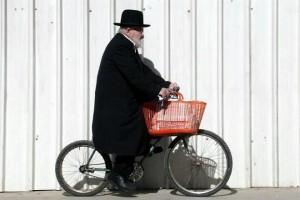 La lucha por las bicicletas en Jerusalén