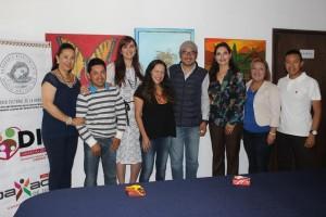 Reconocen trabajo de Verónica Quevedo en favor de las personas con discapacidad