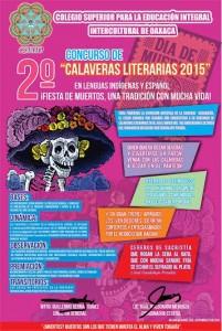 Invitan al Segundo Concurso de Calaveras Literarias
