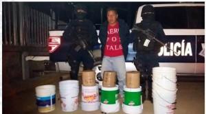 Decomisa policía municipal más de 20 kilogramos de marihuana
