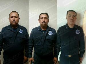 Detienen a policías por tentativa de homicidio contra empresario gasolinero