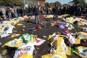 Mueren 86 en atentado en Turquía