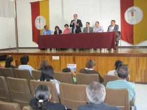 Embajada Americana Capacita a autoridades municipales y ciudadanos de la región Mixteca