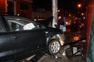 Prioritario tomar acciones para disminuir  accidentes por conducir en estado de ebriedad