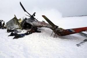 Mueren 10 en caída de helicóptero ruso