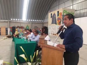 Participa edil de Mitla en la Segunda  Convención Agroalimentaria
