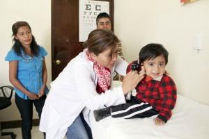 Exhorta SSO abrigar a niños y adultos mayores para prevenir infecciones respiratorias