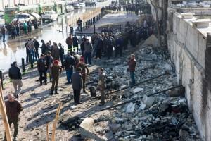 Potencias logran acuerdo para una tregua en Siria